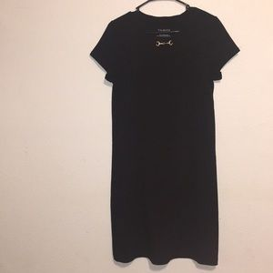 Talbots Dress with horsebit detail - size L
